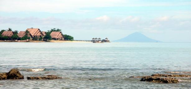 The Krakatau and Umang Resort