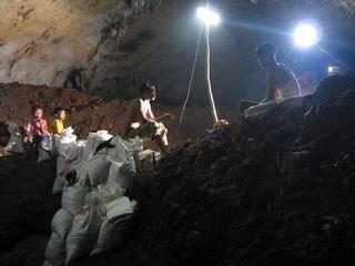 Mining Phosphat