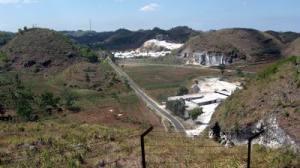 limestone mining