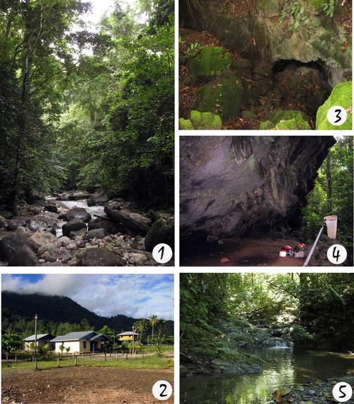 Batanta Localities
