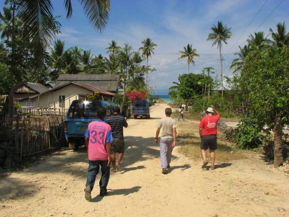 Desa Oempu di Walengkabola adalah desa dengan pemandangan yang menakjubkan